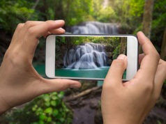 creating photos with a smartphone