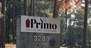 Primo factory sign