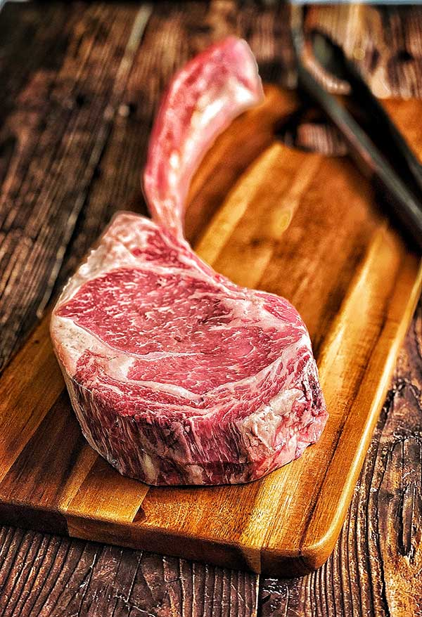 how to cook a tomahawk ribeye