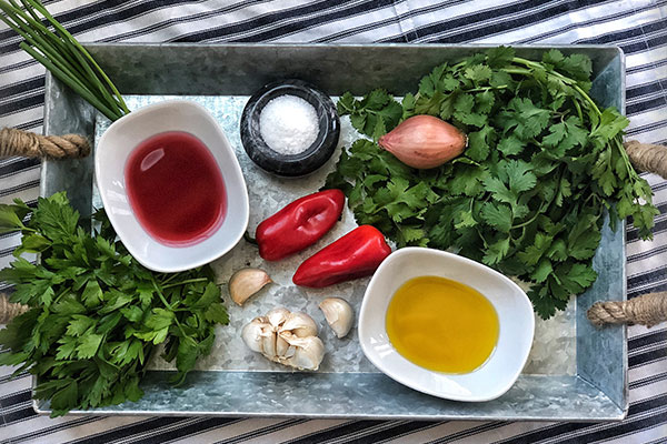 authentic chimichurri recipe