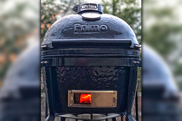 Primo 200 heating up