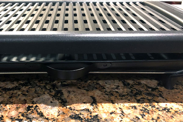 Chefman Electric Grill on counter