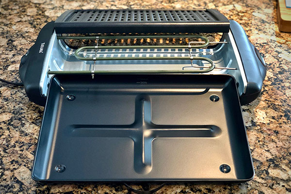 Tayama Electric Grill base review
