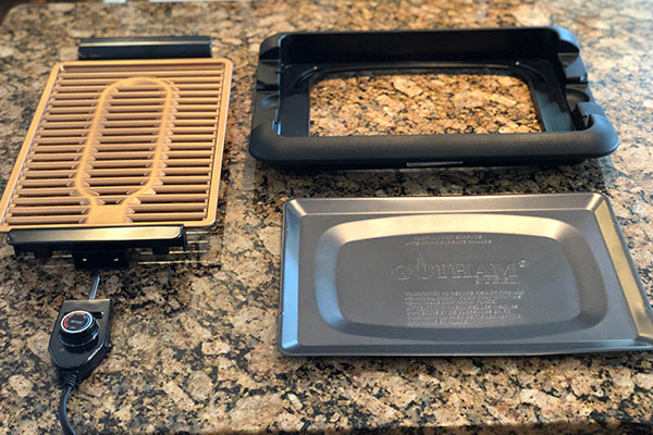 Elements of Gotham Electric Grill review