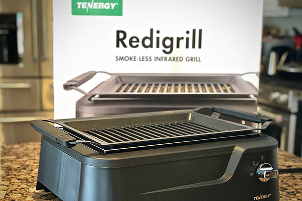 Tenergy Indoor Grill with Box