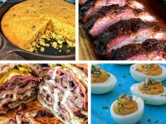 Cornbread, deviled eggs, baby back ribs and a cuban sandwich are on the menu this Father's Day