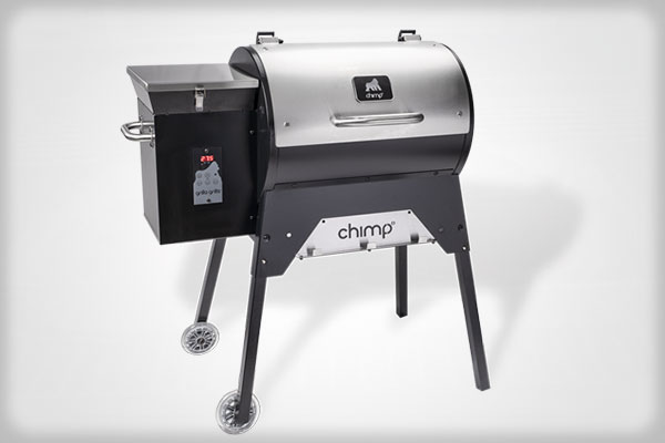 Chimp Tailgater Wood Pellet Grill