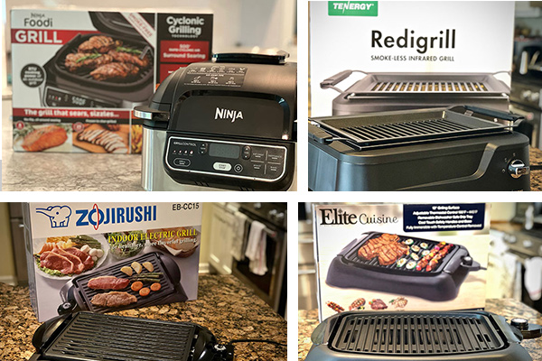 Grill Round Up: The Best Electric Indoor Grill for Your Home ...