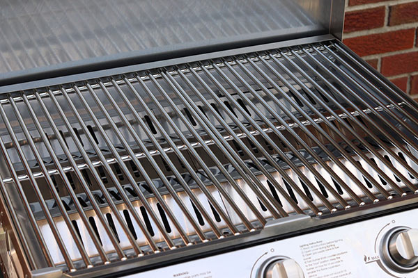 Space Grill cooking grates