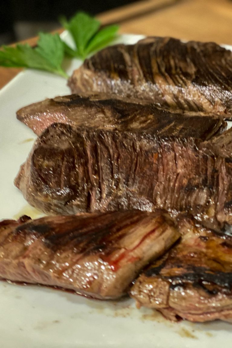 How to perfectly cook skirt steak